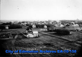 Edmonton-From Top of New School