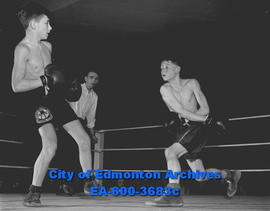 Boxing: Don Boyce vs. Tom Davidson