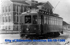 First Street Car to Run in Edmonton