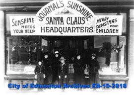 Journal's Sunshine Santa Claus Headquarters