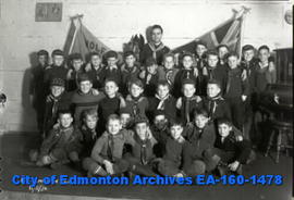 Cub Scouts - 8th Edmonton Pack