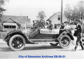 Auto Parade - Edmonton Exhibition