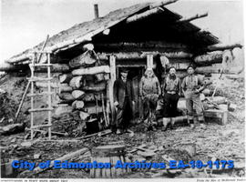 Homesteading in Peace River