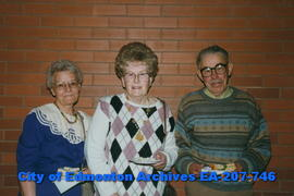 Helen LaRose, Lois Porter and Bill Porter