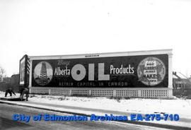 Sign - Alberta Oil Products