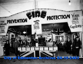 Edmonton Fire Department - Fire Protection Display