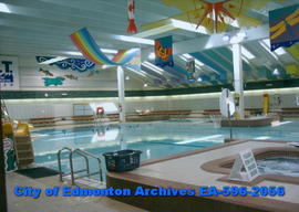 ACT Aquatic and  Recreation Centre - interior