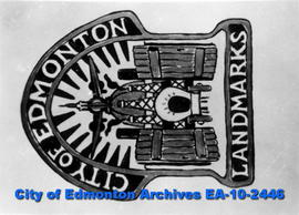 Crest-City of Edmonton Landmarks