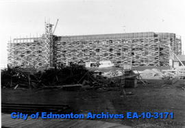 Alberta School for the Deaf-Construction