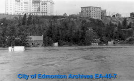 Flood in Edmonton