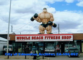 Muscle Beach Fitness Shop