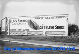 Sign - Sterling Shoes