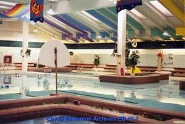 A.C.T. Recreation Centre pool interior facing northeast after renovation