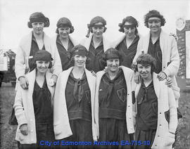 Edmonton 'Grads' - 1923 World's Basketball Champions
