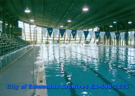 Coronation Pool (later known as the Peter Hemingway Recreation Centre)