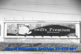 Sign - Swift's Premium