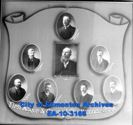 First Mayor & Council, Strathcona