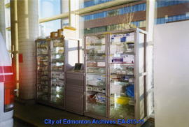 Emergency Response Department medical supply storage units