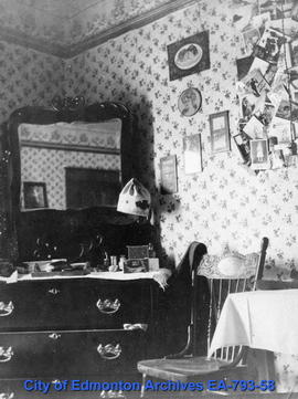 Room in a boarding house