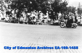 Soapbox Derby on McDougall Hill