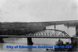 Bridges in Edmonton