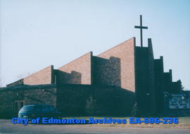Jasper Place Peoples Church, 15641 - 96 Ave.