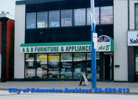 A and B Furniture