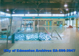 Grand Trunk Leisure Centre and Pool - interior