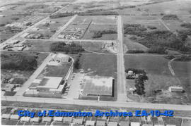 West Edmonton-Aerial View
