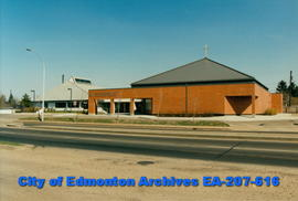 Salvation Army Edmonton Temple