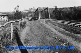 Bridge at Edmonton