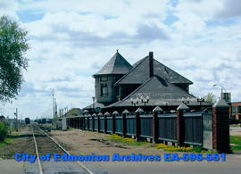 CP Station - Iron Horse Restaurant