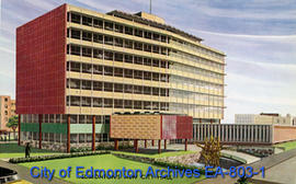 Edmonton's New City Hall
