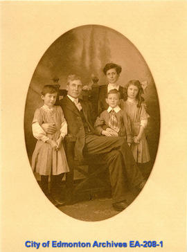 Dr. Alexander H. Goodwin and Family