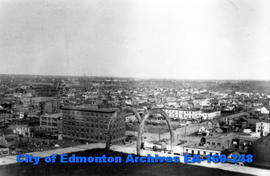 Edmonton from McLeod Building