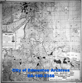 Soil Survey Map, Peace River to High Prairie