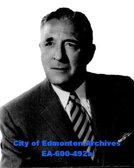 Portrait of an unidentified man - City of Edmonton Archives e0e04f10a