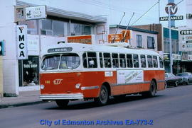 E.T.S. Trolley Bus #132
