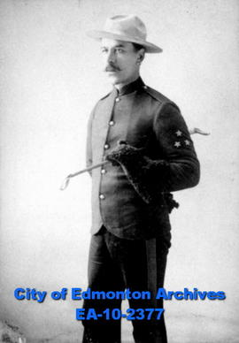 "Constable William Walter ""Blue"" Assheton-Smith"