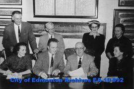 City of Edmonton-1958-Edmonton Archives & Landmarks Committee