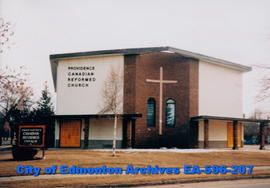 Providence Canadian Reformed Church, 12905 - 122 Ave.