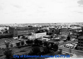 Edmonton - Downtown Looking East
