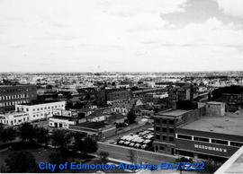 Edmonton -  Downtown Looking Southeast
