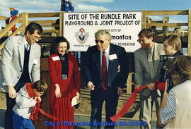 A.C.T. Playground Official Opening