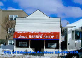 Larre's Barber Shop