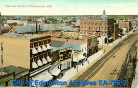 Eastern Section of Edmonton Alta.