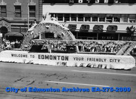 City of Edmonton float