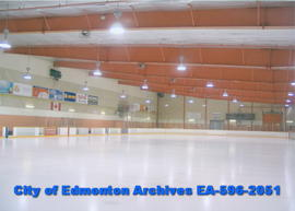Castle Downs Recreation Centre - interior