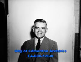 Edmonton Bulletin staff.  Jack DeLong