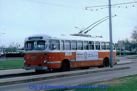 E.T.S. Trolley Bus #160